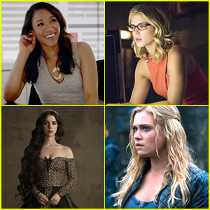 Felicity, Iris, Clarke, Mary & All The CW BFFs You Need in Your Life