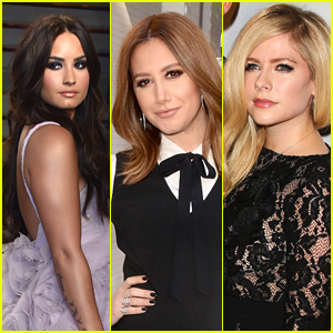 Demi Lovato & Ashley Tisdale Teamed Up On A New Song & We're Freaking Out!