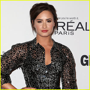 Demi Lovato Allegedly Had Private Photos Stolen