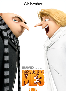 'Despicable Me 3' Gets New Trailer & Poster!