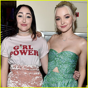 Dove Cameron & Noah Cyrus's First Meet is So Cute -- More First Meets Inside!
