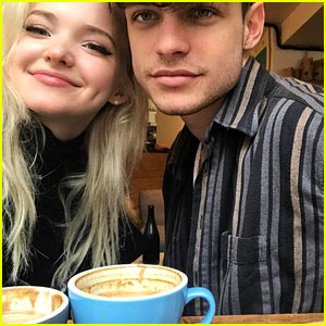 THIS is How Dove Cameron & Thomas Doherty Make Their Long-Distance Relationship Work