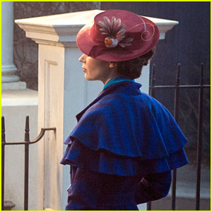 First Photo from 'Mary Poppins Returns' Has Arrived!