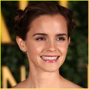 Emma Watson Spent #IWD Hiding Feminist Books in NY