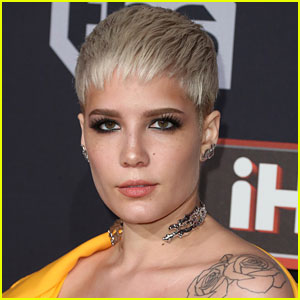 Halsey Posted Link to Mysterious Website Teasing New Music