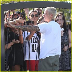 Justin Bieber & Martin Garrix Head Down Under For 'Purpose Tour'