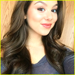 'The Thundermans' Star Kira Kosarin Is Making Good on Her New Year's Resolution