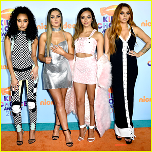 Little Mix WON BIG at the Kids Choice Awards 2017!