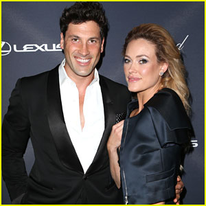 DWTS Pros Peta Murgatroyd & Maksim Chmerkovskiy Will Get Married in July!