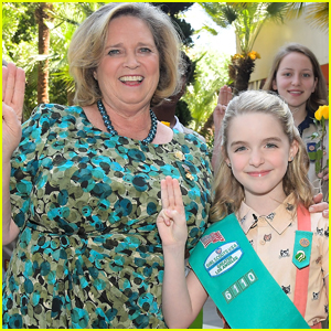 'Gifted' Star Mckenna Grace Becomes a Girl Scout!