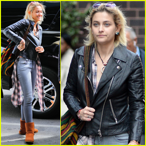 Paris Jackson Makes the Most of Her Trip to NYC