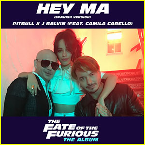 Listen to Camila Cabello's New Song 'Hey Ma'!
