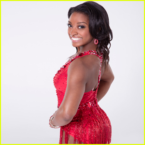 Simone Biles Says 'DWTS' Is Harder Than She Thought It Would Be