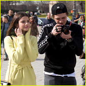 Are Brooklyn Beckham & Ex-Girlfriend Sonia Ben Ammar Back Together?!