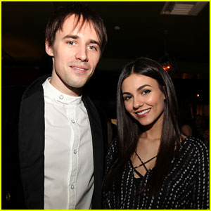 Victoria Justice Supports a Great Cause with Boyfriend Reeve Carney!