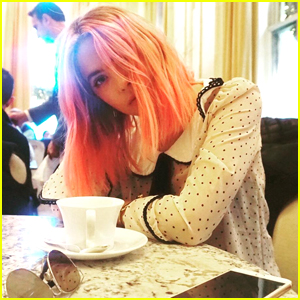 Ashley Benson Says Having Pink Hair Was Really Fun
