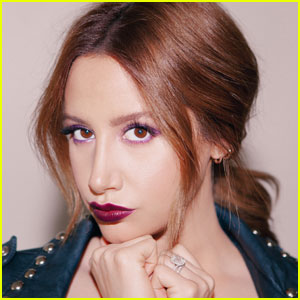 EXCLUSIVE: Ashley Tisdale Dishes On New Illuminate Products & Makeup Tips!