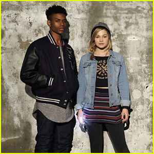 Olivia Holt's 'Marvel's Cloak & Dagger' Trailer Earns Over1.2 Million Views In A Week!
