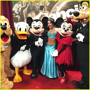 'Dancing With The Stars' Season 24 Week #5 Disney Night Opening Number