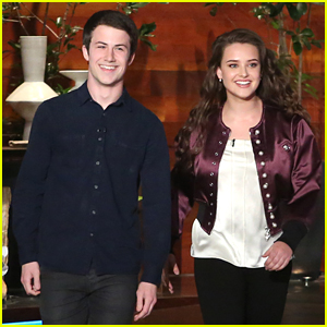 Dylan Minnette & Katherine Langford Reveal When They Realized '13 Reasons Why' was a Success - Watch!