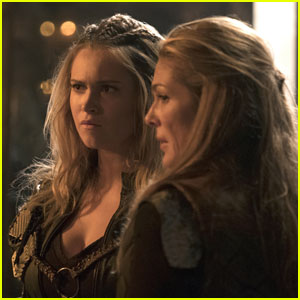 The 100's Eliza Taylor Teases 'Intense' Season Four Finale