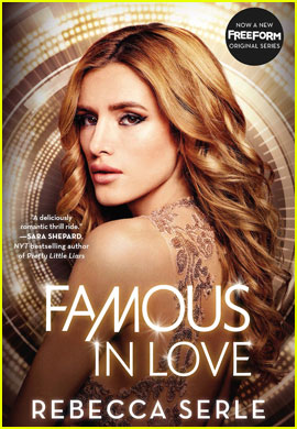 Win a Free Copy of Rebecca Serle's Hit Novel 'Famous in Love' - Enter Now!
