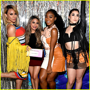Fifth Harmony Will Be In the Audience Supporting Normani Kordei on 'DWTS' On Monday!