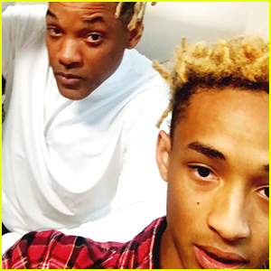 Jaden Smith Says Goodbye to His Long Locks with the Help of His Dad Will!