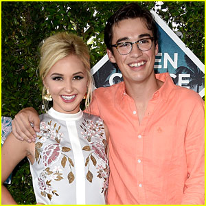 Joey Bragg Sends Girlfriend Audrey Whitby Literally the Sweetest Birthday Message Ever