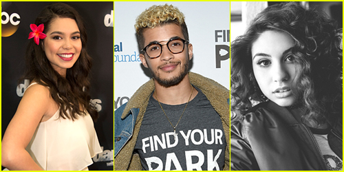 Auli'i Cravalho, Jordan Fisher & Alessia Cara To Perform 'Moana' Medley at RDMAs 2017