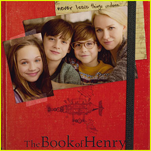 Maddie Ziegler Debuts New Poster for Her Upcoming Film 'Book of Henry'