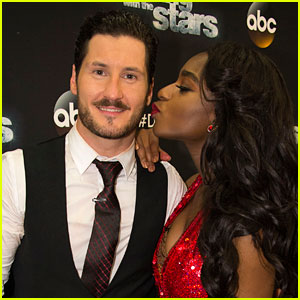 Val Chmerkovskiy Tells JJJ He's the New Fifth Harmony Member