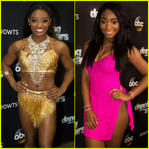 Fans Are Really Shipping Simone Biles & Normani Kordei's Friendship