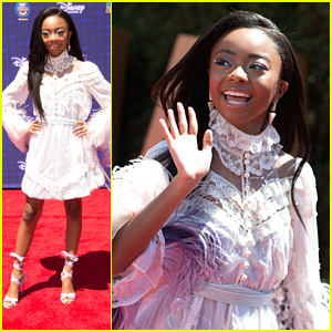 Skai Jackson Completely Slayed the RDMAs 2017 Red Carpet!