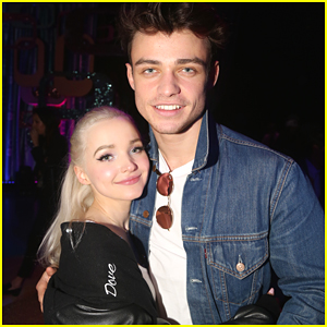 HBD Thomas Doherty!! Watch Dove Cameron's Adorable Tribute