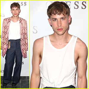 '13 Reasons Why' Star Tommy Dorfman Is 'Spontaneous' & We Definitely Believe It!