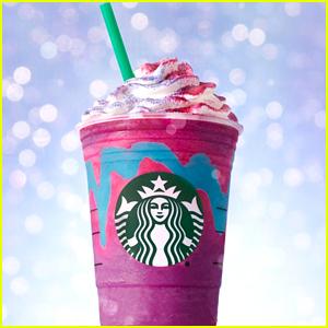 YouTubers Try Starbucks New Unicorn Frappucino