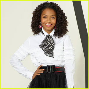 Yara Shahidi Dishes Details On 'Black-ish' Spinoff