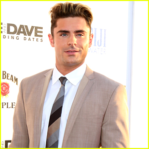 Zac Efron Once Dyed His Hair Silver & Looked Like 'A Little Old Man'