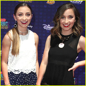 EXCLUSIVE: Brooklyn & Bailey's Radio Disney Music Awards 2017 Vlog Teaser -- Video Inside