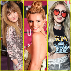 Bella Thorne is Ashy Blonde Now -- See Her Hair Evolution