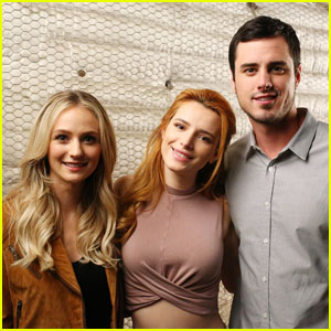 Former 'Bachelor' Couple Ben & Lauren Stop By 'Famous in Love' Tonight
