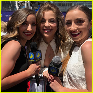 EXCLUSIVE: Brooklyn & Bailey Take JJJ to the RDMAs!
