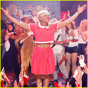 Bryshere Gray Dresses as Taylor Swift on 'Lip Sync Battle' - Watch Now!