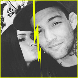 Demi Lovato & Guilherme Vasconcelos Break Up After Months of Dating