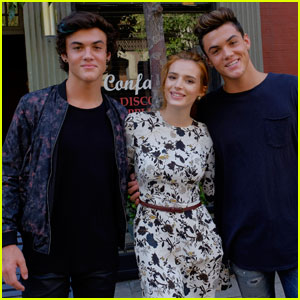The Dolan Twins Guest-Star on Tonight's 'Famous in Love'