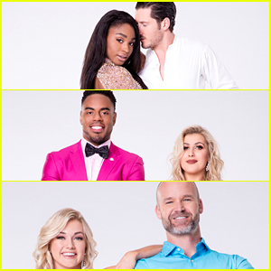 Normani Kordei, Rashad Jennings & David Ross Perform Fusion Dances For 'DWTS' Season 24 Finale