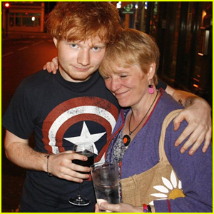 Ed Sheeran's Mom Imogen Just Launched A New Jewelry Collection Inspired by 'Divide'