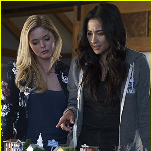 'Pretty Little Liars' Spoilers Ahead! Ali's Baby Is Actually [Spoiler]'s!