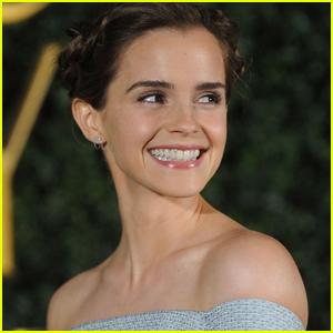 Emma Watson's Hair at 'Beauty & The Beast' L.A. Premiere ...  Emma Watson